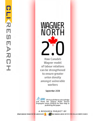 Cover Page of Research Paper Wagner North 2.0